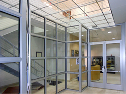 Bulletproof Glass Doors